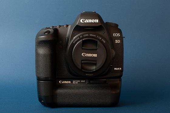 Canon 5D MarkⅡ